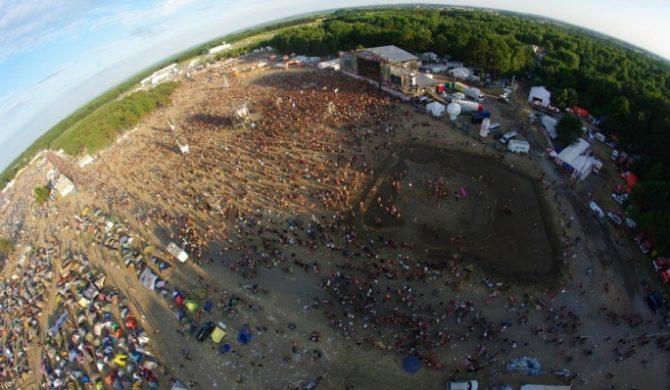 Allegro Gra Eco na XVII Przystanku Woodstock
