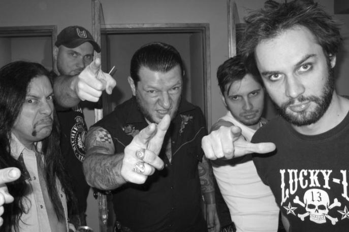 Soulburners i Elvis Deluxe w Hard Rock Cafe