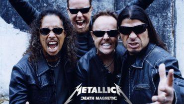 Nowe DVD od Metalliki