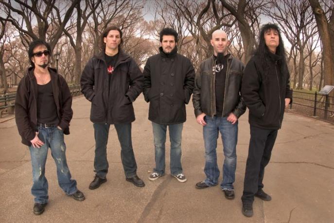 Walcz wraz z Anthrax