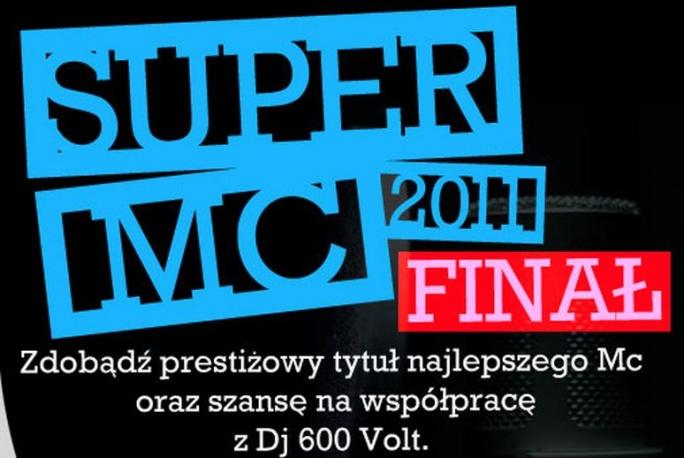 Finał konkursu SuperMC