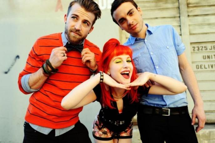 Zielony album Weezer, Paramore i Evanescence