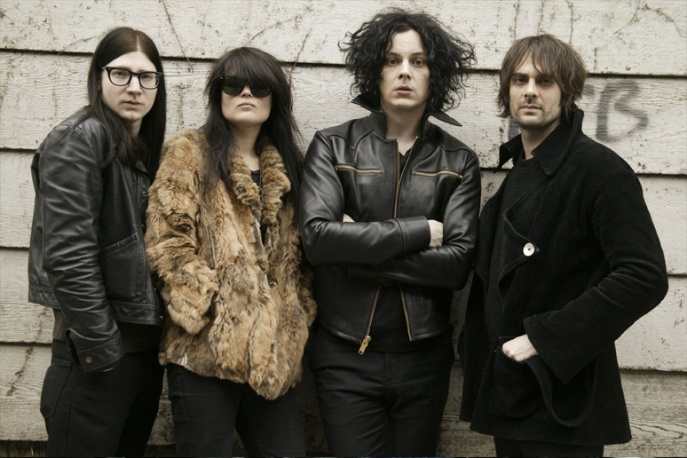 The Dead Weather zagrali z członkiem Led Zeppelin