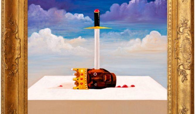Jay-Z i Kanye West pokazują okładkę