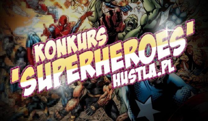 Konkurs New Era Superheroes – sklep Hustla.pl