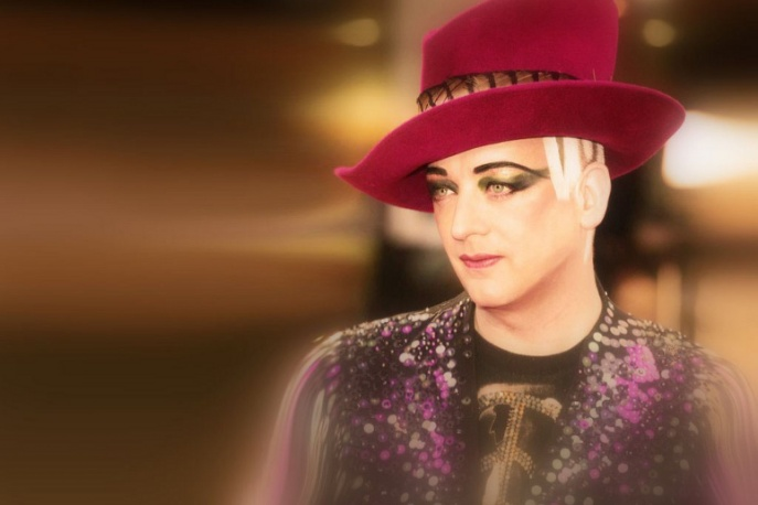Boy George na Roxy Festival 2011