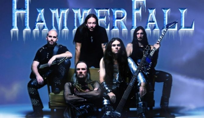 Hammerfall – legenda power metalu w Polsce
