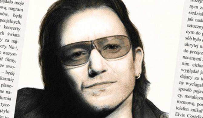 """Konkurs: wygraj książkę """"Killing Bono"""""""