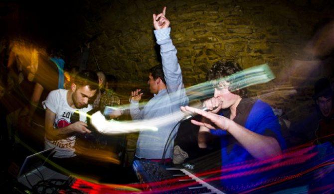 Electro-folk na poznańskiej Malcie