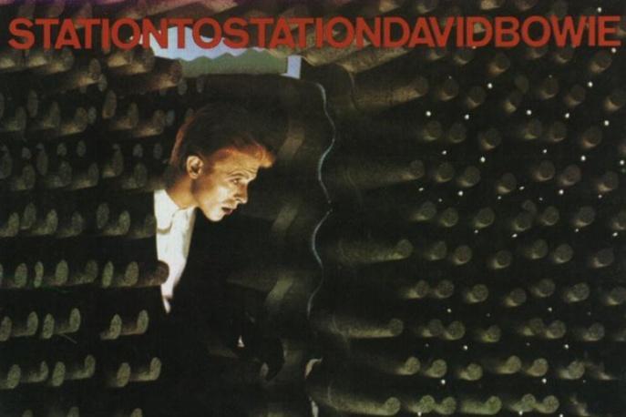David Bowie nie nagrał z raperem