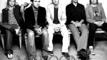 Maroon 5 wchodzi do studia