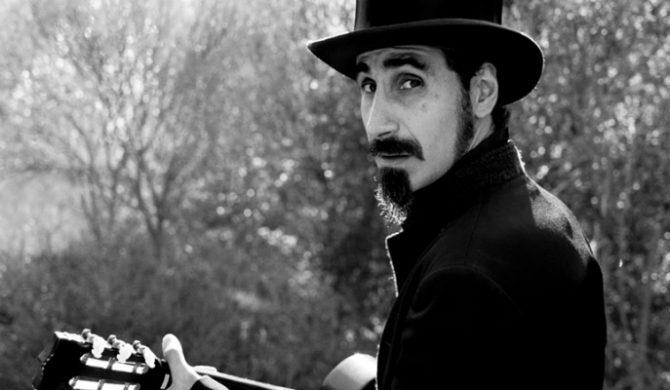 Tajemnicze dźwięki Serjego Tankiana