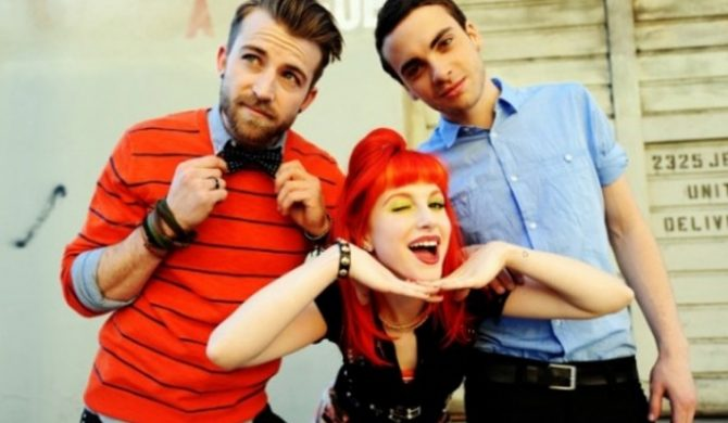 Zobacz nowy teledysk Paramore