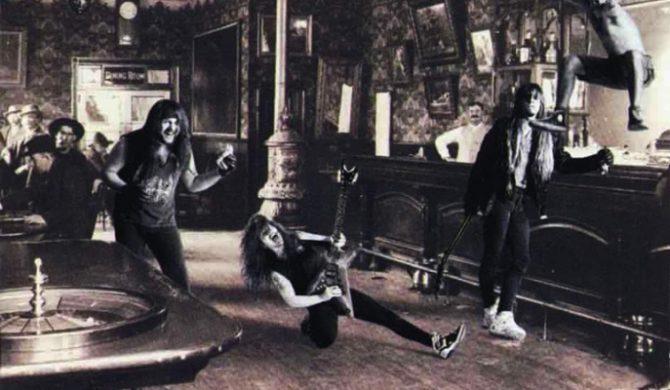 Nieznany utwór członków Pantery i White Zombie