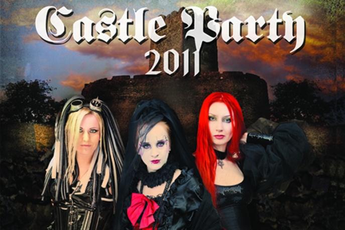 Międzynarodowy festiwal Castle Party 2011 od dzisiaj