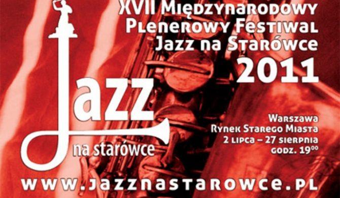 Legenda jazz-rocka zagra Jazz na Starówce