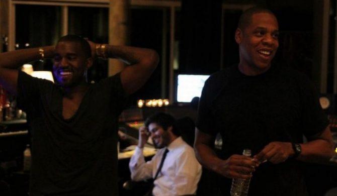 Kolejny utwór z płyty Jaya-Z i Kanyego Westa