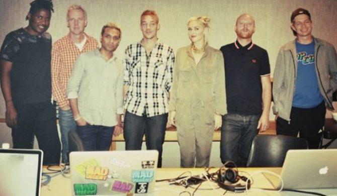 No Doubt nagrywają z producentem Beyonce