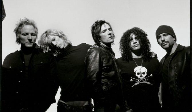 Perkusista Velvet Revolver z nowym zespołem