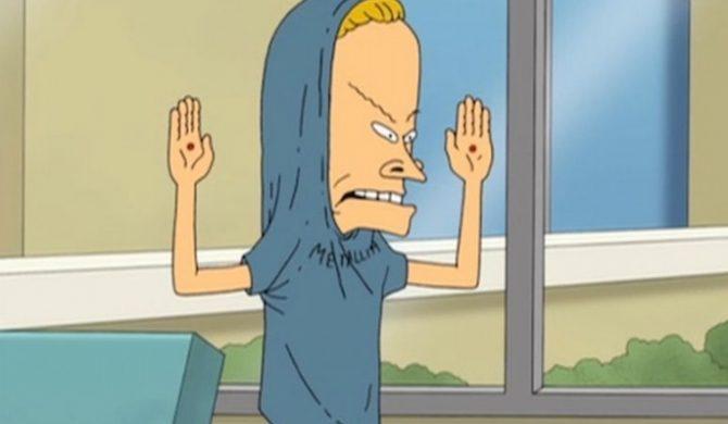 """Są fragmenty nowego odcinka """"Beavis i Butt-head"""""""