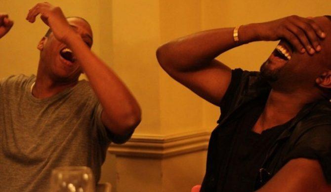 Płyta Jaya-Z i Westa tydzień później