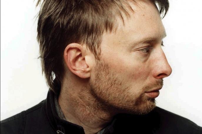 Thom Yorke wspiera niemiecką elektronikę