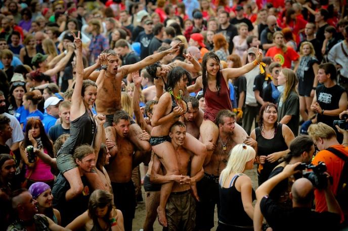 Przystanek Woodstock – pierwszy dzień za nami
