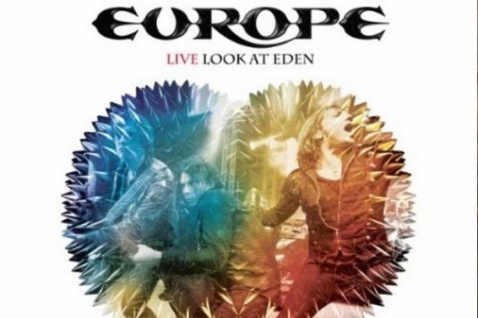 Europe – album koncertowy z materiałem z Polski