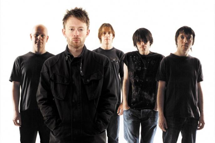 "Radiohead w ""Saturday Night Live"""
