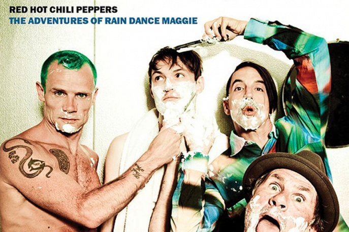 Jest klip do singla Red Hot Chili Peppers