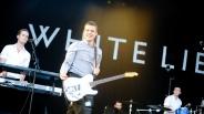 WHITE LIES – Kraków – CLMF – 19.08.2011