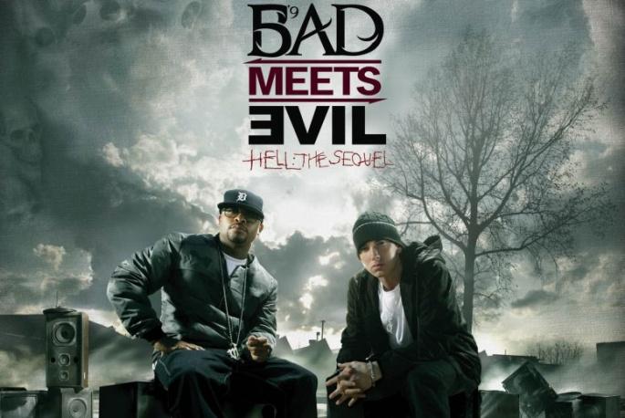 Eminem nakręcił z Bruno Marsem