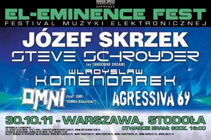El-Eminence Fest w październiku