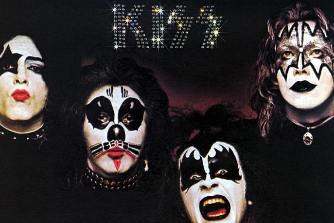 Potworny album KISS