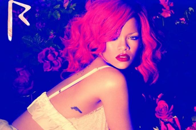 Rihanna imprezuje w teledysku