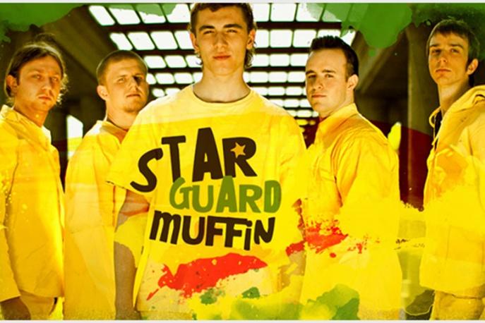 StarGuardMuffin na liście Billboard