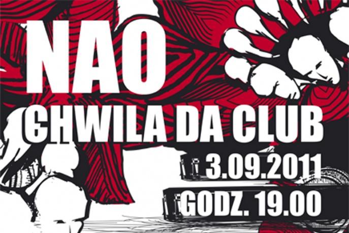 NAO promują w Warszawie