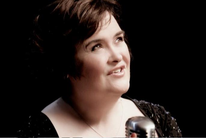 Susan Boyle zapowiada trzeci album