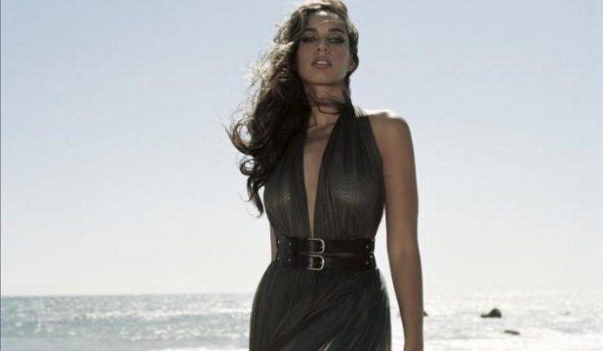 Leona Lewis późną jesienią