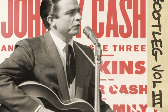 Johnny Cash Bootleg lll: Live Around the World