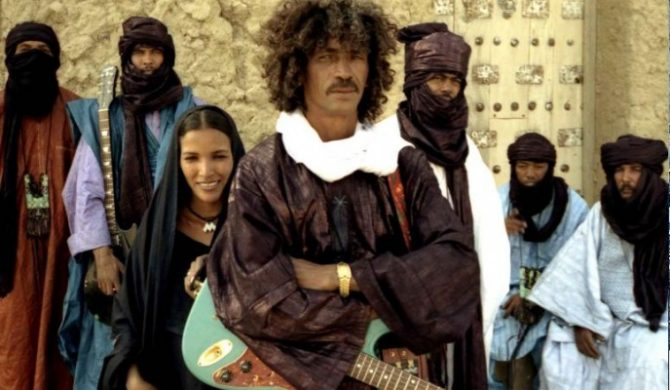 Wejściówki na Tinariwen także w Palladium
