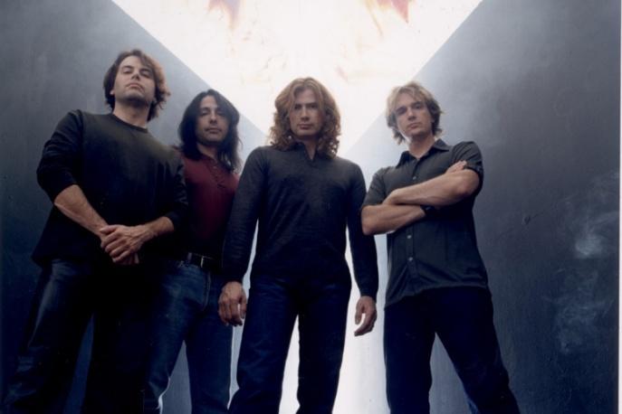 Posłuchaj nowego utworu Megadeth