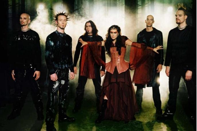 Zmiana miejsca koncertu Within Temptation