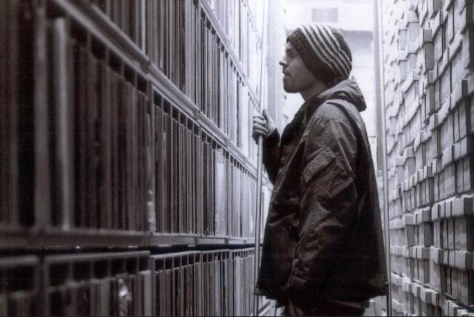 DJ Shadow pokazał tracklistę