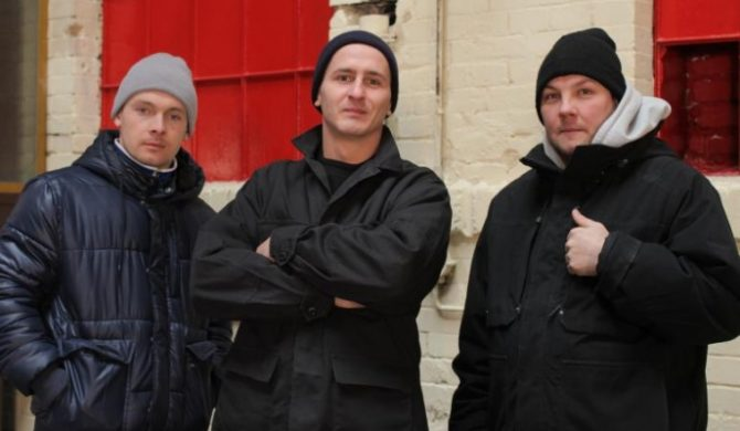Parias zagra na Rap History Warsaw
