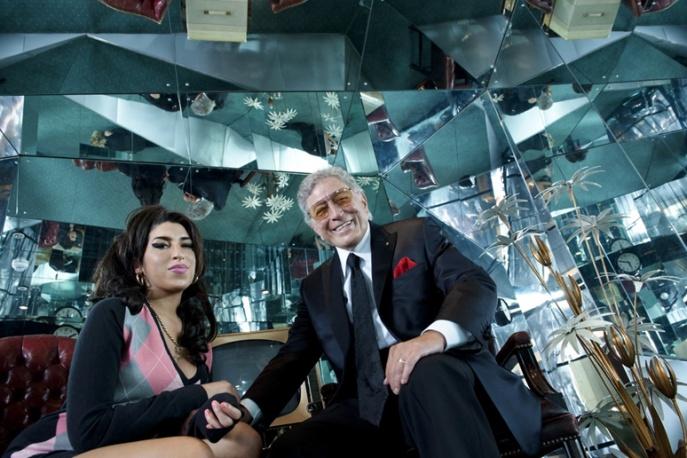 Tony Bennett w duecie z Amy Winehouse