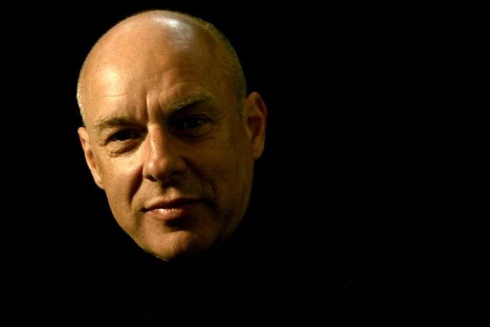 Brian Eno wyda EP-kę
