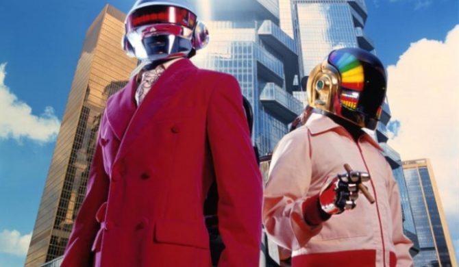 Posłuchaj nieznanego utworu Daft Punk