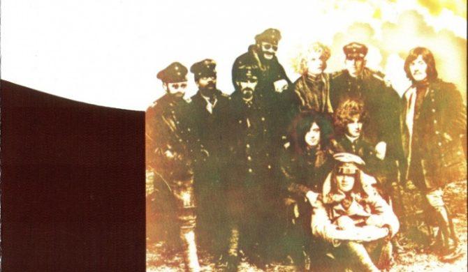 Zmienił imię i nazwisko na Led Zeppelin II