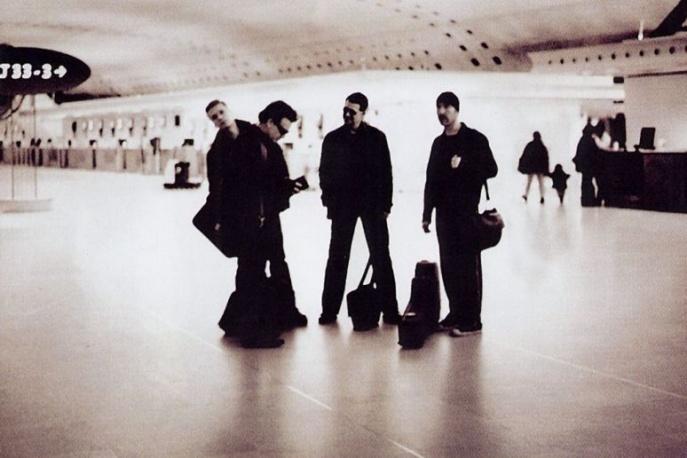 Zobacz trailer dokumentu o U2